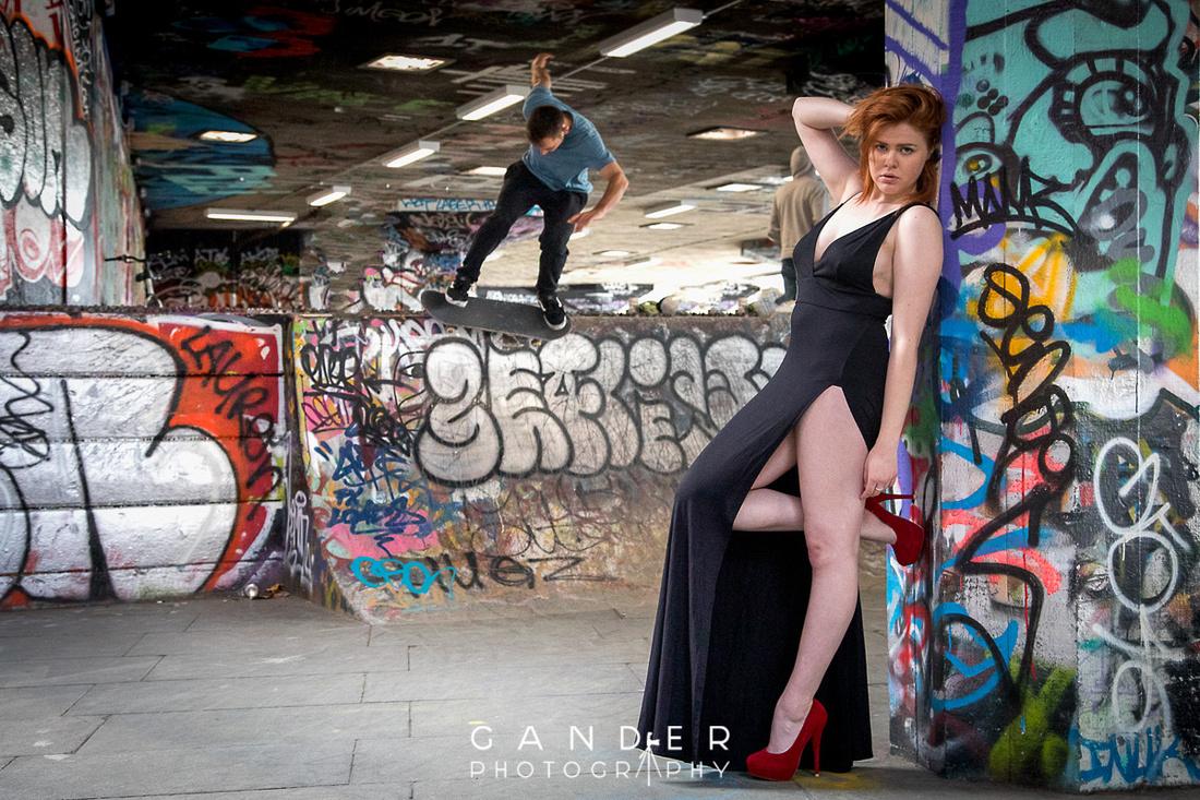 Gander Photography Outdoor Dancer Portraits