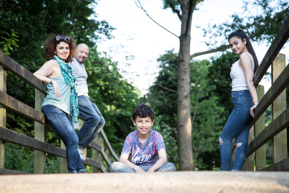 Gander Photography Outdoor Family Portraits