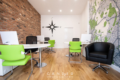 Gander Photography Corporate Office Shot