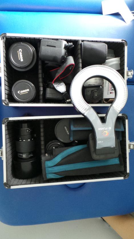 Equipment Boxed