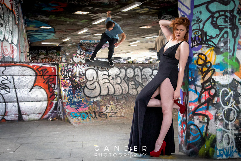 Gander Photography Outdoor Portrait