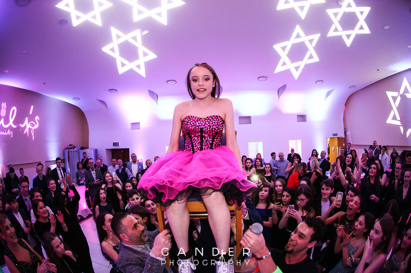 Batmitzvah London Photographer