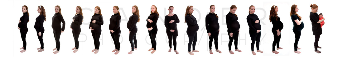 Weekly Maternity Shot