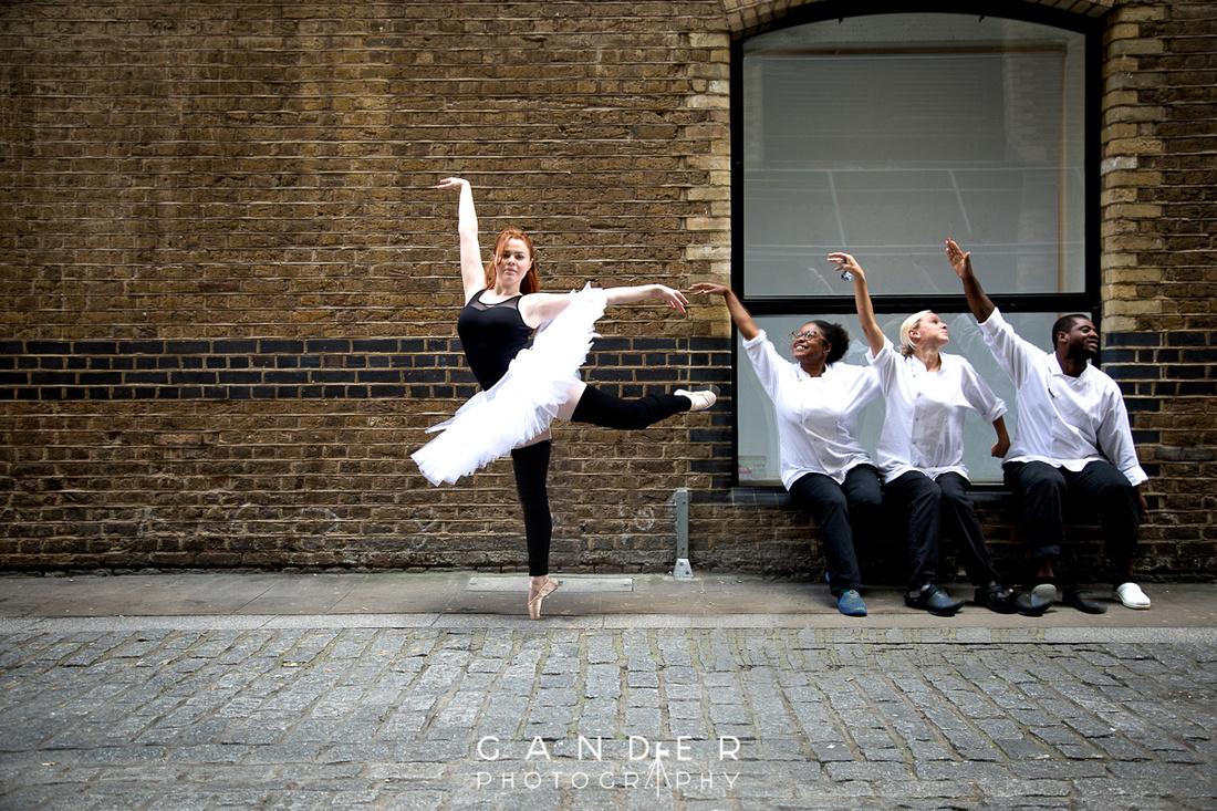Gander Photography Outdoor Portrait